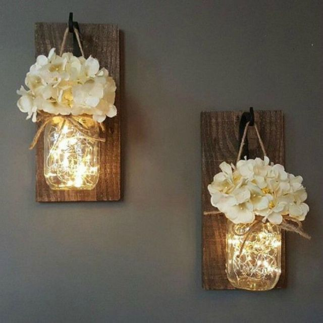 17 Diy Ways To Use Fairy Lights In Your Decor Tiphero