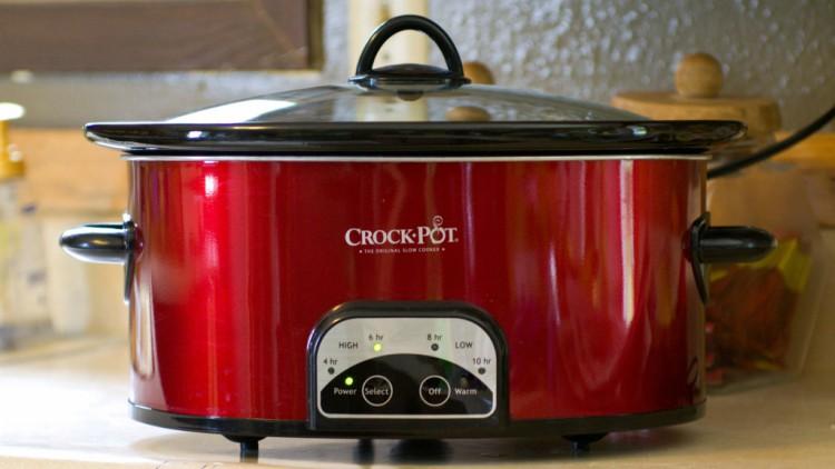 Red Crock Pot