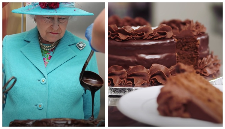 Royal Chef Shares How To Make Queen Elizabeth S Favorite Chocolate Birthday Cake