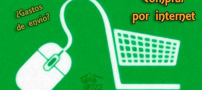 Dónde comprar aceite de oliva de Jaén por internet.
