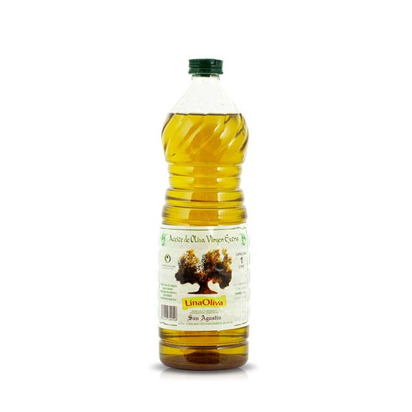 foto pet 1 litro aceite linaoliva oliva virgen extra