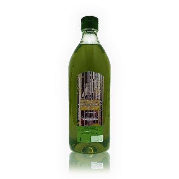 Aceite Escribano, oliva virgen extra verde, pet 1 l