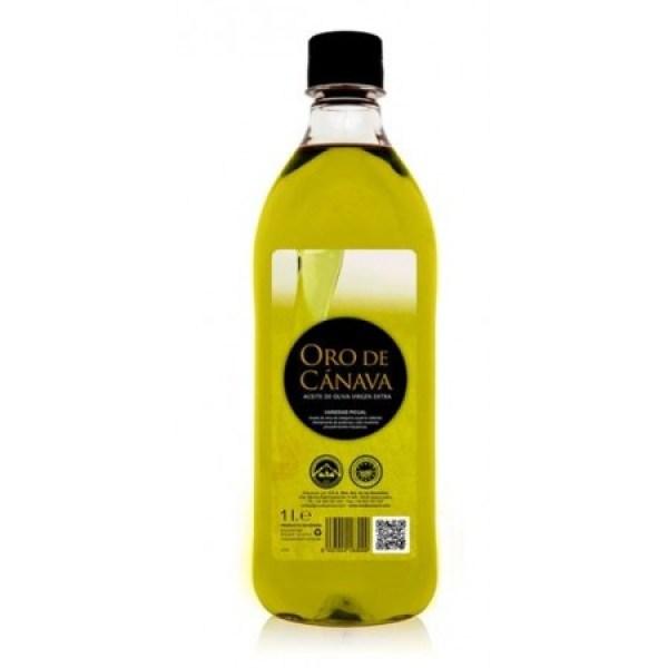 aceite oro de cánava pet 1 l