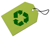 Picture of Recycle Tag - Tipnut.com