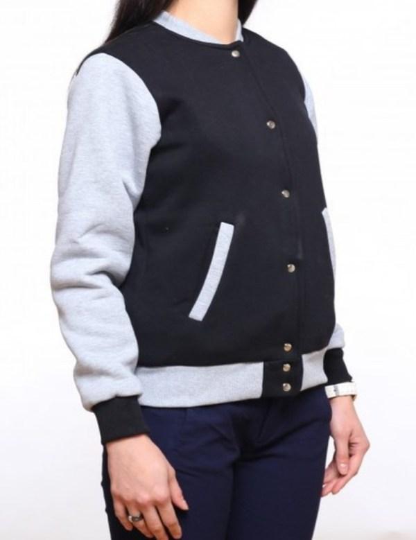 Куртка Бомбер с печатью (Термотрансфер)