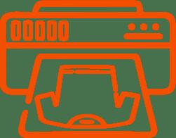 принтер цифровой печати иконка