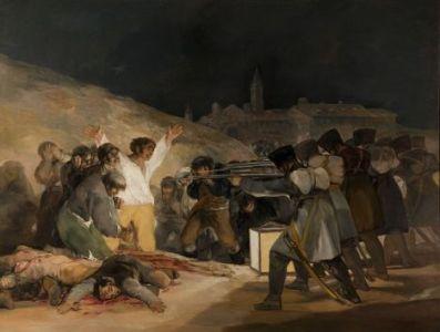 francisco de goya execution