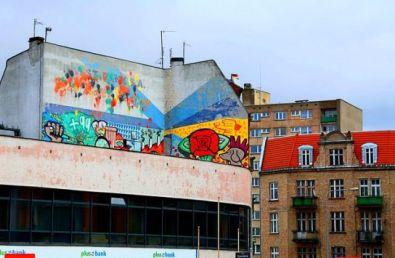 arte callejero mural