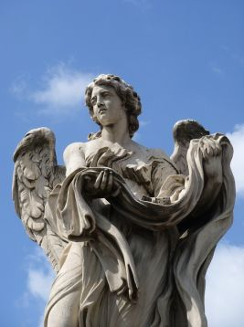 arte prerromanico angel