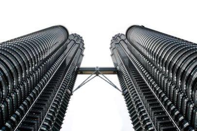 torres de la arquitectura moderna