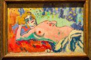 Arte Fauvista,movimiento pictórico francés