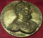 Giovan Francesco Rustici (1475–1554)Biografía Corta - técnicas y obras