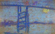 James Abbott McNeill Whistler Biografía Corta - técnicas y obras