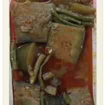 Baryani Rice, Baru Pahat, side dish called dalcha