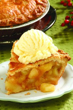 Tippins apple pie a la mode HH 1110