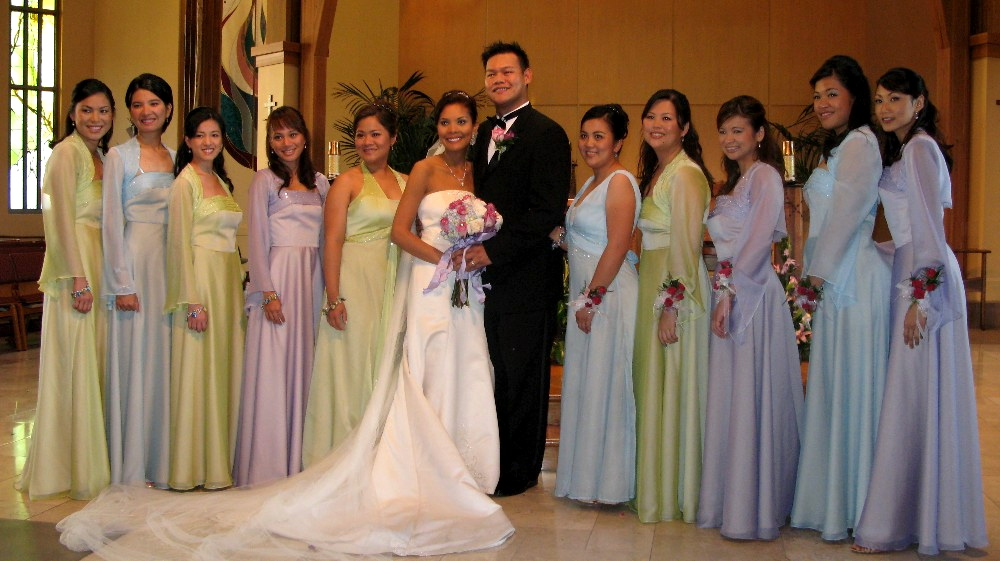 Wedding Sponsor Gown Philippines_Other Dresses_dressesss