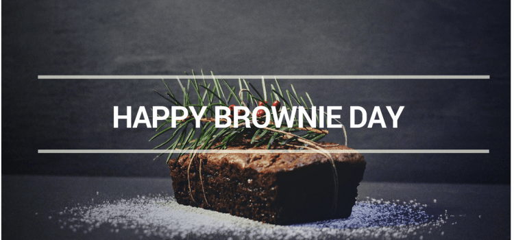 HAPPY BROWNIE DAY