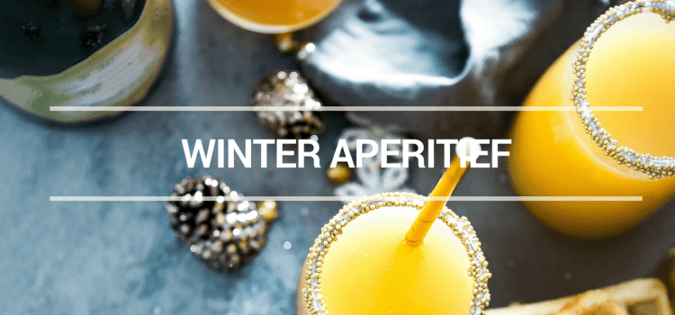 WINTER APERITIEF