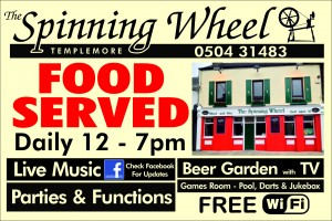 The Spinning Wheel Templemore