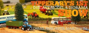 diecast model and diorama show