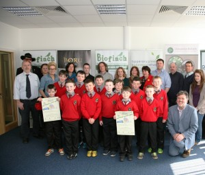Tipperary Green Business Network launched a Poster Competition for Primary Schools