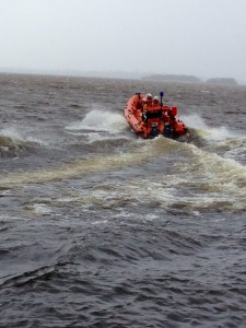 Lough Derg RNLI Lifeboat