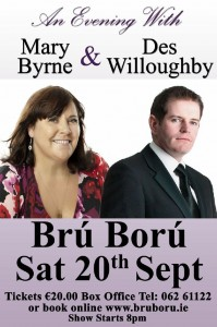 mary byrne des willoughby 20th sept