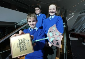 Lisenhall N.S won the Best Direction award for their production entitled 'Call of Duty'.