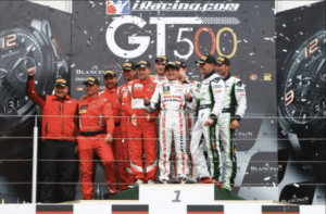 Motorsport Ireland Weekend Preview - Griffin heads east after wrapping up Blancpain Endurance Series Championship