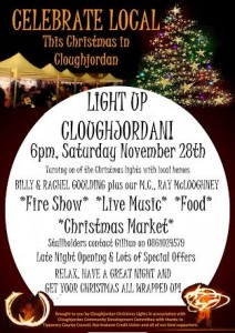 Celebrate Local This Christmas in Cloughjordan