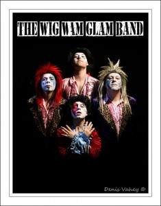 Wig Wam Glam Band play in Phillys Bar Nenagh on Wed. 30th December