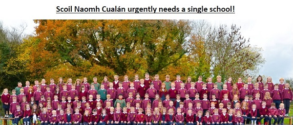 scoil naomh cualan new school borrisoleigh