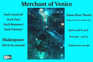 Simon Ryan Theatre Presents The Merchant Of Venice