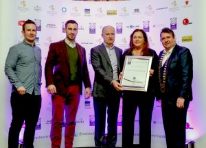 Top Tipperary Restaurants Acknowledged in Countdown to Awards