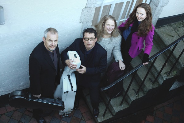One of Ireland's finest classical quartets at The Source Arts Centre