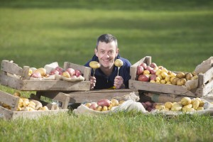 Bord Bia and GIY team up to find Tipperary's biggest Spudlover #spudlove