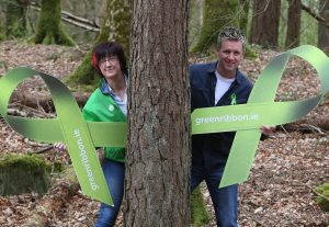Get Walking, Get Talking - IFA Announces Series Of Forest Walks For Green Ribbon Campaign This May