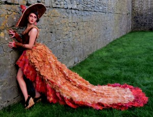 Borrisokane Community College Students through to Junk Kouture Final