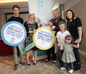 Family Carers Ireland call for nominations across Tipperary for 10th Carers of the Year Awards   New Awards for Young Carers Announced
