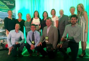 Tipperary tour operator joins Tourism Ireland for US sales mission