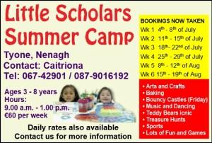 Little Scholars Summer Camp