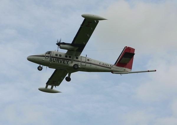 Tellus Survey Aircraft