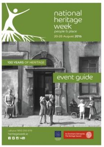 Heritage week 2016 Tipperary