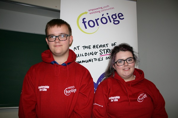 Two Tipperary Teens Graduate from Foróige's International Leadership Programme