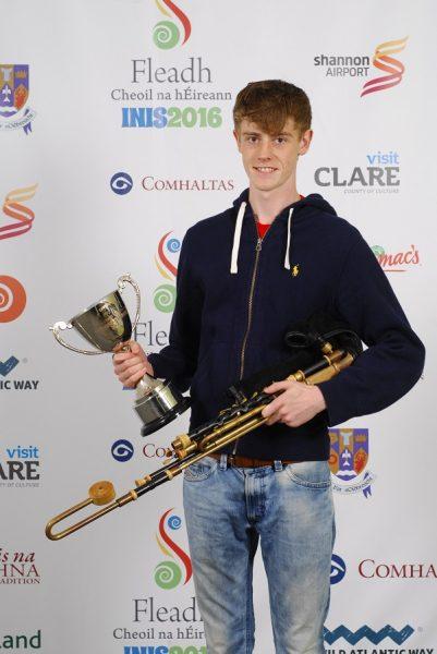 Fleadh Cheoil na hEireann prize-winners