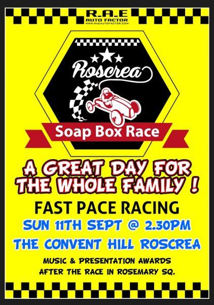 Roscrea Soapbox Race