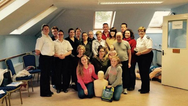 Cardiac First Responder course with Nenagh Red Cross