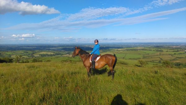 pony-camp-tipperary-mountain-trekking-borrisoleigh