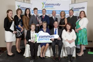 Community Games National Area, Volunteer And Media Awards 2016