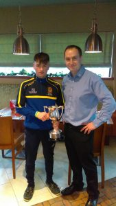 St Joseph's, Borrisoleigh, U 16.5 Munster Champions